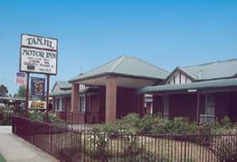 Tanjil Motor Inn - Whitsundays Tourism