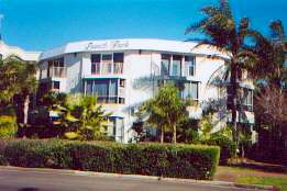 Beach Park Motor Inn - Whitsundays Tourism
