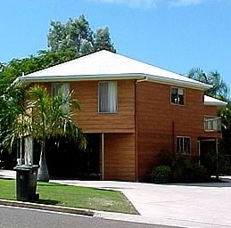 Boyne Island Motel and Villas - Whitsundays Tourism