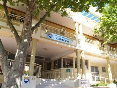 Keiraview Accommodation - Whitsundays Tourism