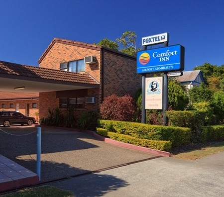 Airport Admiralty Motel - Whitsundays Tourism
