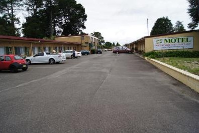 Echo Point Motor Inn - Whitsundays Tourism