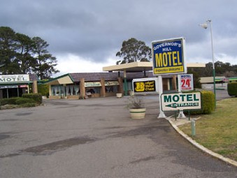 Governors Hill Motel - Whitsundays Tourism