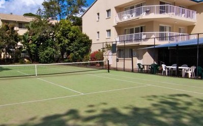 Paradise Grove Holiday Apartments - Whitsundays Tourism