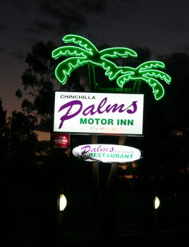 Chinchilla Palms Motor Inn - Whitsundays Tourism