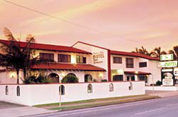Comfort Inn Marco Polo Motel - Whitsundays Tourism