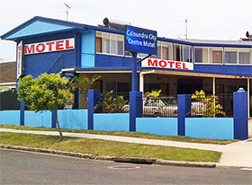 City Centre Motel - Whitsundays Tourism