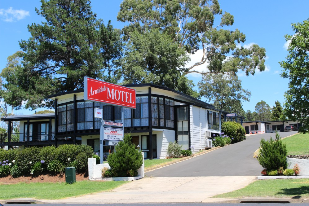 Armidale Motel - Whitsundays Tourism