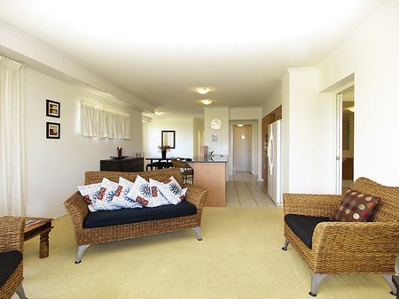 Oaks Seaforth Resort - Whitsundays Tourism