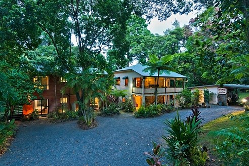 Red Mill House - Whitsundays Tourism