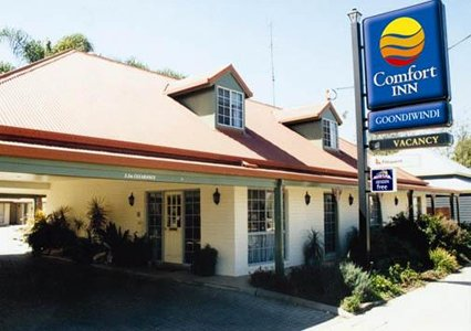 Comfort Inn Goondiwindi - Whitsundays Tourism