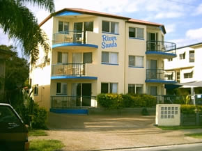 River Sands Holiday Apartments - Whitsundays Tourism