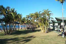 BIG4 Bowen Coral Coast Beachfront Holiday Park - Whitsundays Tourism