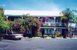 Mineral Sands Motel - Whitsundays Tourism