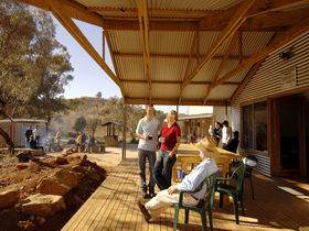 Willow Springs Shearers Quarters - Whitsundays Tourism