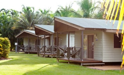 Darwin FreeSpirit Resort - Whitsundays Tourism