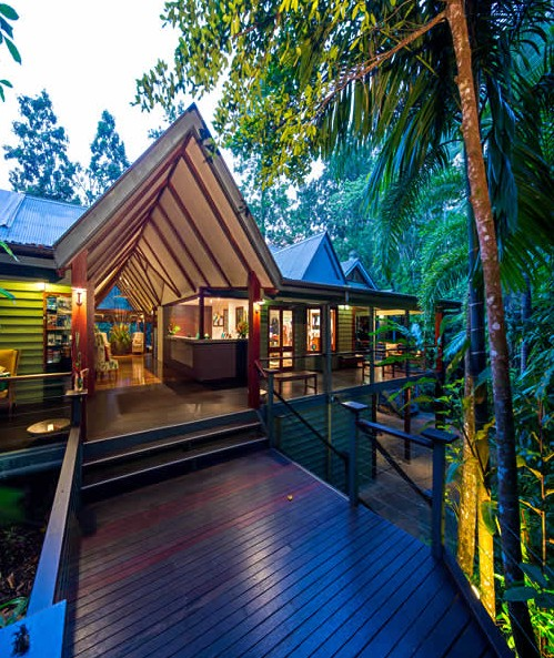 Silky Oaks Lodge and Healing Waters Spa - Whitsundays Tourism