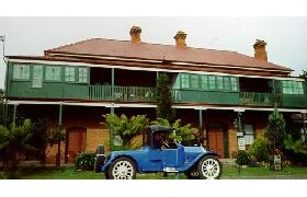 Kingsley House Olde World Accommodation - Whitsundays Tourism