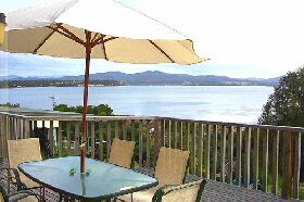 Waterfront on Georges Bay - Whitsundays Tourism