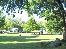 Longford Riverside Caravan Park - Whitsundays Tourism