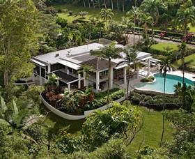 Rainforest Estate - Whitsundays Tourism