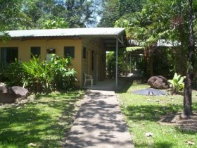Lync-Haven Rainforest Retreat - Whitsundays Tourism