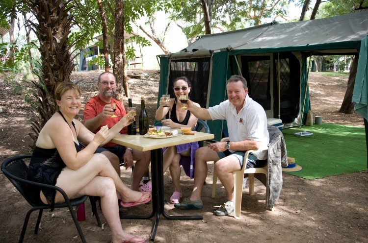 Adels Grove Camping Park - Whitsundays Tourism