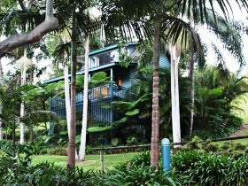 Montville Country Cabins - Whitsundays Tourism