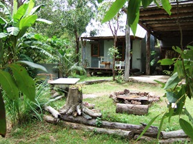 Ride On Mary Bush Cabin Adventure Stay - Whitsundays Tourism