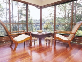Lyola Pavilions in the Forest - Whitsundays Tourism