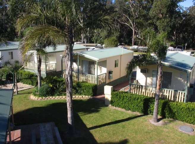 Jervis Bay Caravan Park - Whitsundays Tourism