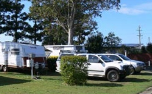 Browns Caravan Park - Whitsundays Tourism