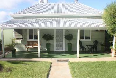 Unique Outback Cottages - Hebbard Cottage