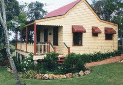 Mango Hill Cottages Bed and Breakfast - Whitsundays Tourism