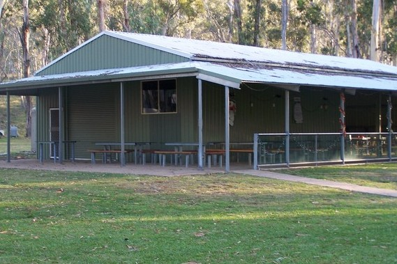Goomburra Valley Campground - Whitsundays Tourism