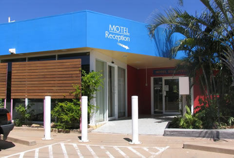 Townview Motel - Whitsundays Tourism