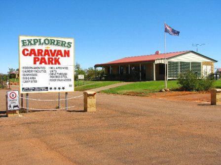 Explorers Caravan Park - Whitsundays Tourism