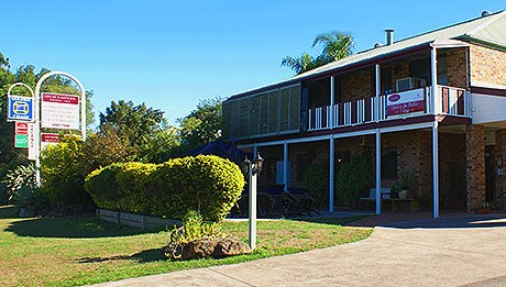 Great Eastern Motor Inn - Whitsundays Tourism
