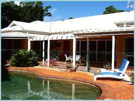 Tropical Escape Bed  Breakfast - Whitsundays Tourism