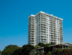 Burleigh Beach Tower - Whitsundays Tourism