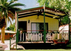Swan Hill Riverside Caravan Park - Whitsundays Tourism