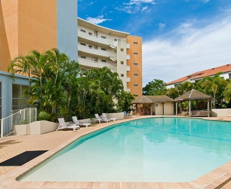 Rays Resort Apartments - Whitsundays Tourism