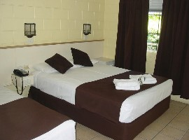 Colonial Rose Motel - Whitsundays Tourism