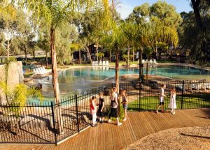 BIG4 Renmark Riverfront Caravan Park - Whitsundays Tourism