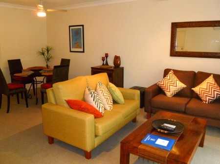 Miami Beachside Apartments - Whitsundays Tourism