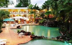 Palm Royale Cairns - Whitsundays Tourism