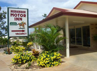 Moranbah Motor Inn Bar And Restaurant - Whitsundays Tourism