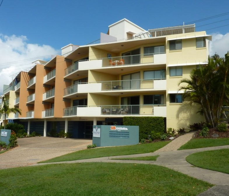 Kings Bay Apartments - Whitsundays Tourism
