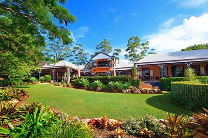 Montville Provencal Boutique Hotel - Whitsundays Tourism