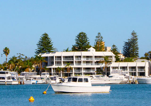 Pier 21 Apartment Hotel Fremantle - Whitsundays Tourism